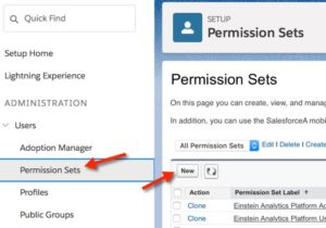 How to Enable Salesforce's Lightning Report Builder -
